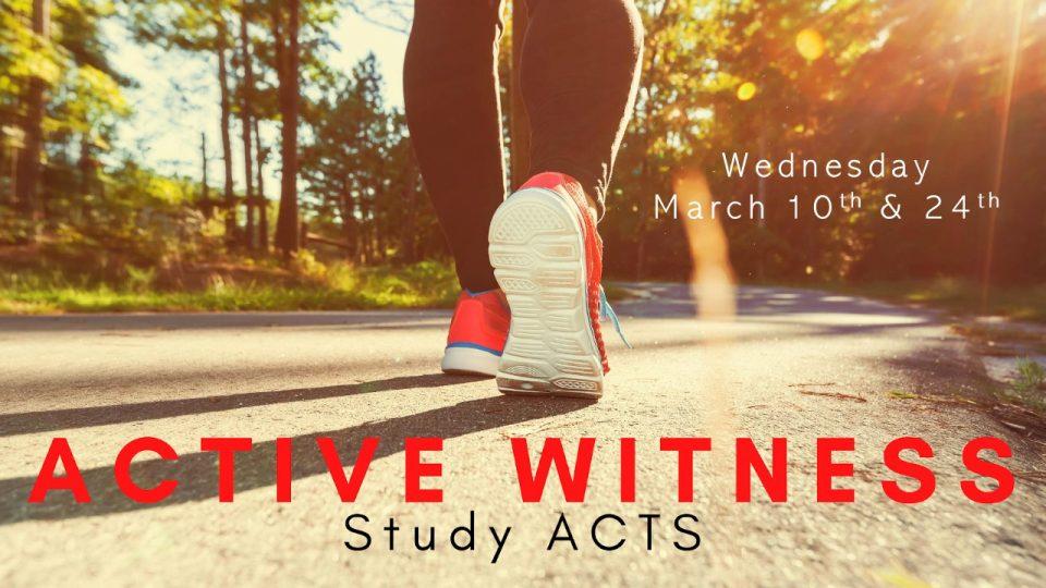Acts Study